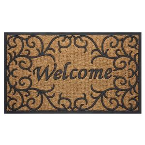 Achim Vines 18 inch x 30 inch Coco Door Mat by Achim