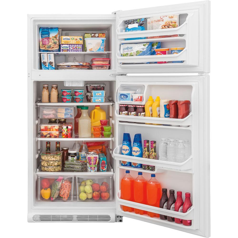 Image result for frigidaire refrigerator model#fftr1821tw