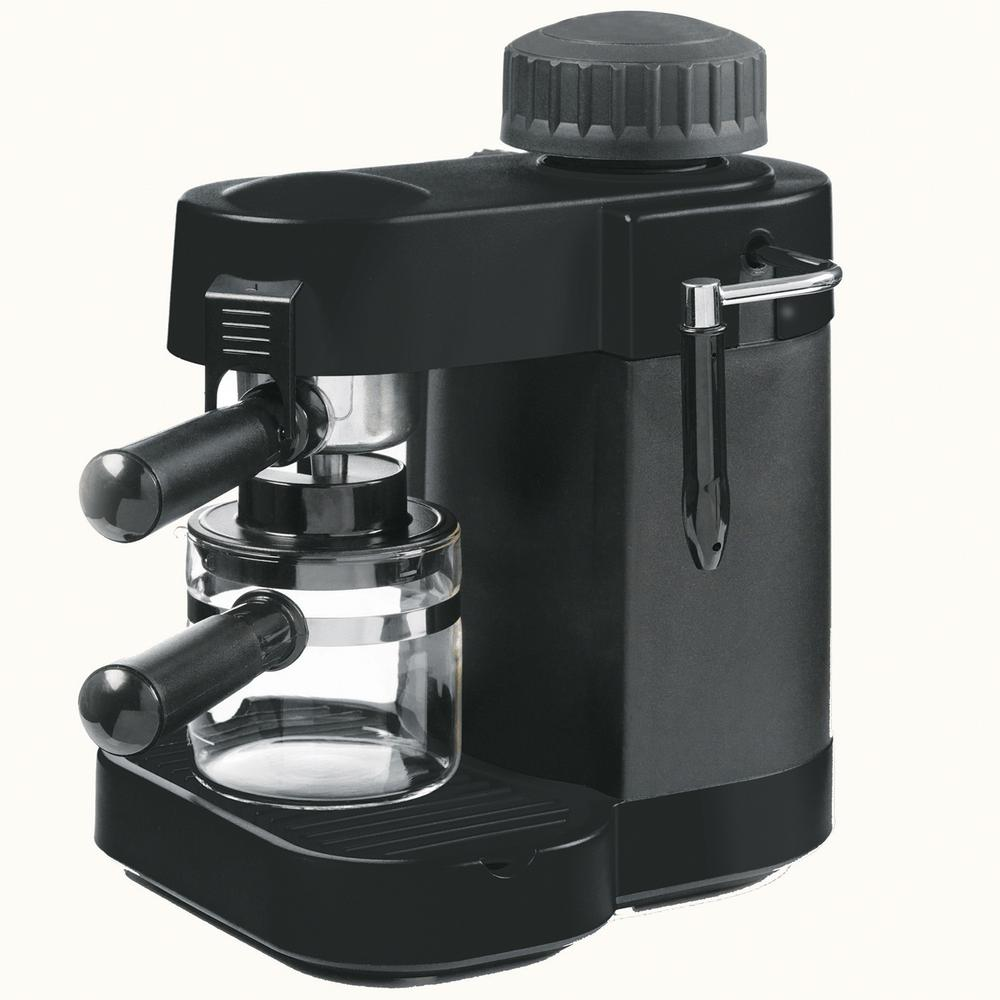 bella coffee maker 4 cup electric espresso machine bla13683 the home 31402