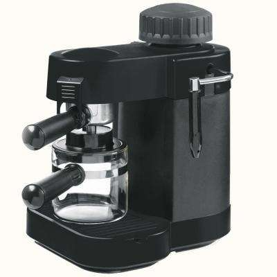 4-Cup Electric Espresso Machine