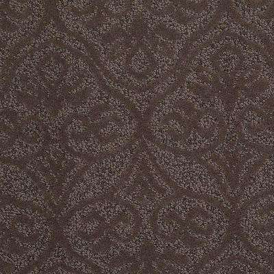 Carpet Sample - Perfectly Posh - In Color Townhouse 8 in. x 8 in.