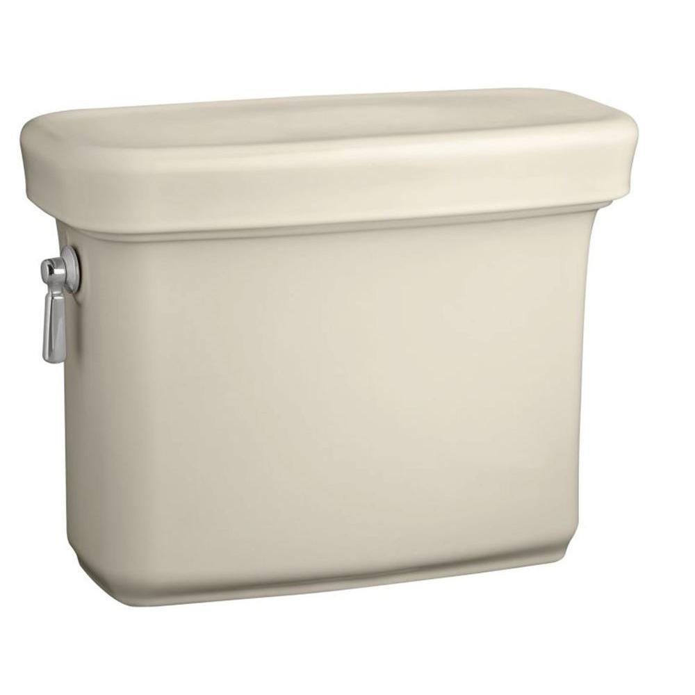 Bancroft 1.28 GPF Single Flush Toilet Tank Only with AquaPiston Flush
