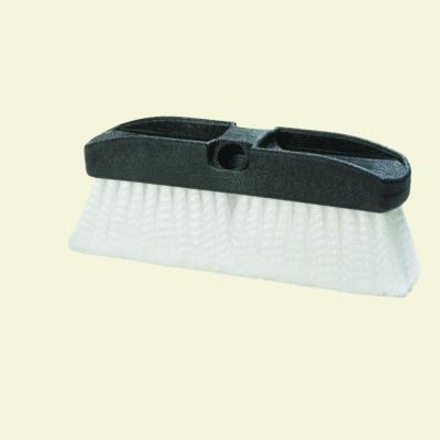 10 in. Polypropylene Bristled Truck Acid Wash Brush (Case of 12)