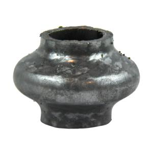 2 9 16 in x 1 3 16 in 1 2 round hole hollow raw steel picket bushing 155 4 the home depot home depot