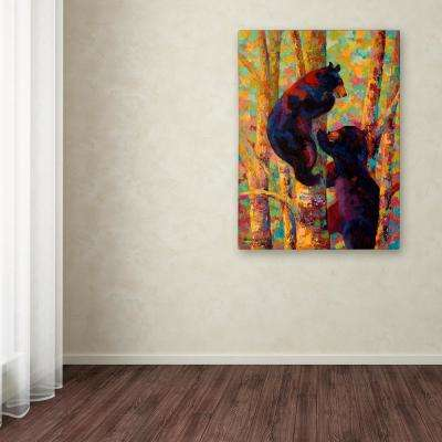 """32 in. x 24 in. """"Two High"""" by Marion Rose Printed Canvas Wall Art"""
