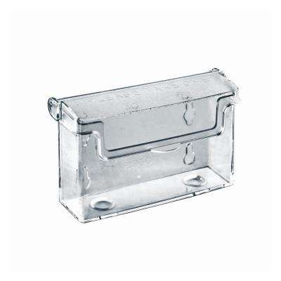 Outdoor Styrene Business Card Holder (2-Pack)