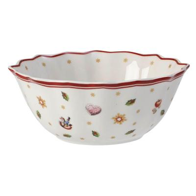 Toy's Delight 6 in. White Small Bowl