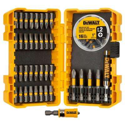 High Speed Steel Screwdriving Set (55-Piece)