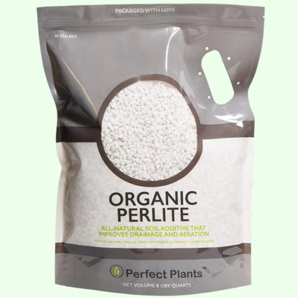 8 Qt. Perlite - Growers Grade Soil Amendment