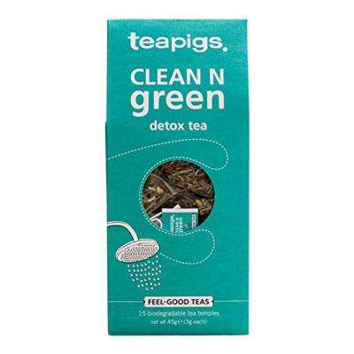 Bright 'n Green 15 Tea Bags Temples (6-Boxes)