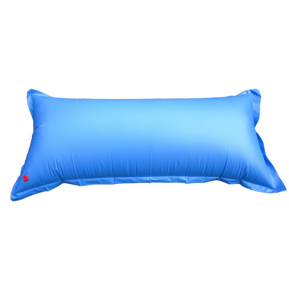 Pool mate 4 ft x 8 ft ice equalizer pillow for above - 8 foot above ground swimming pools ...
