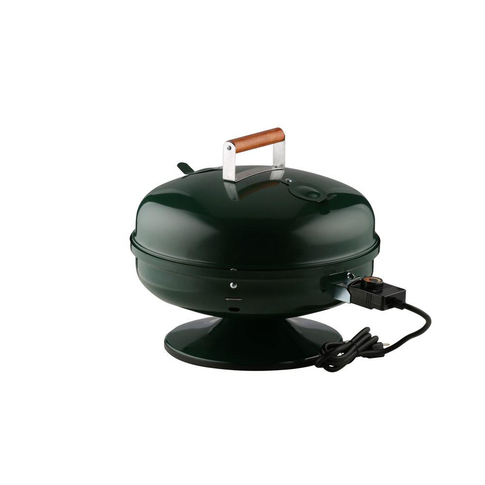 Easy Street Lock U0027n Go Portable Electric Grill In Green