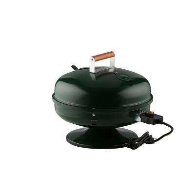 Lock 'n Go Portable Electric Grill in Green
