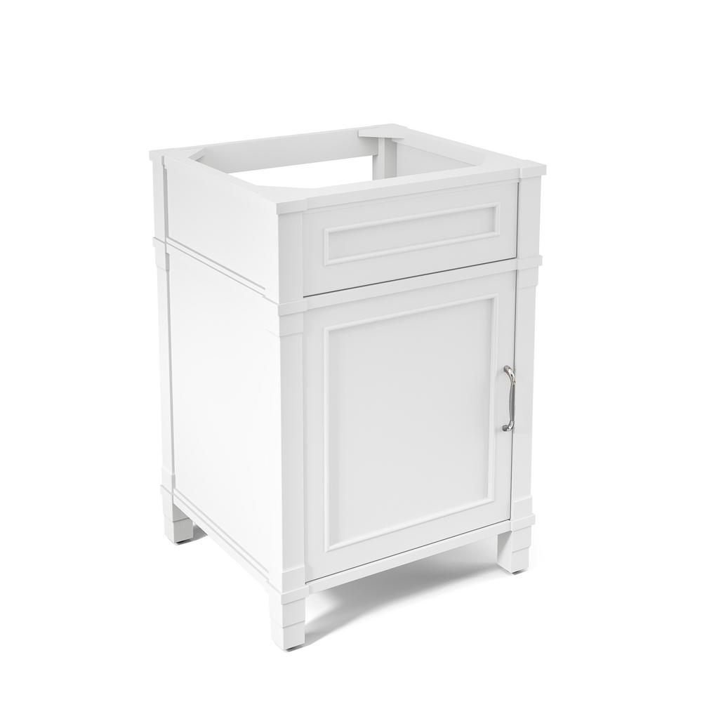 Design house concord 72 in w x 21 in d unassembled - Unassembled bathroom vanity cabinets ...