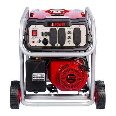 4250-Watt Gasoline Powered Portable Generator