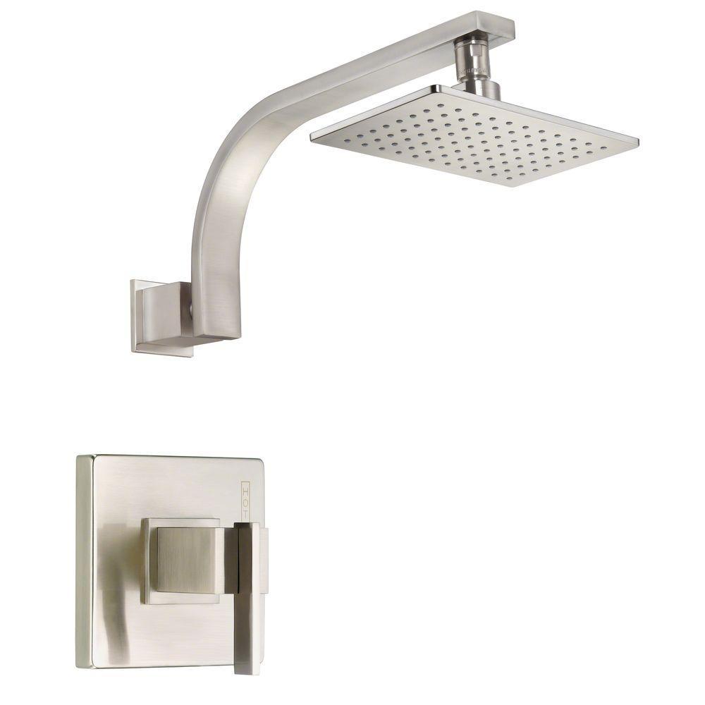 Danze Sirius Single-Handle Pressure Balance Shower Faucet Trim Kit ...