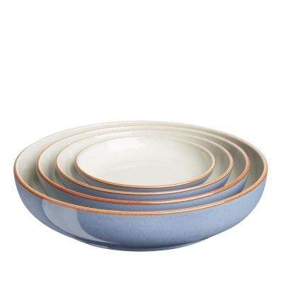 Heritage Fountain Nesting Bowls (Set of 4)