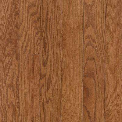 Raymore Oak Saddle Hardwood Flooring - 5 in. x 7 in. Take Home Sample