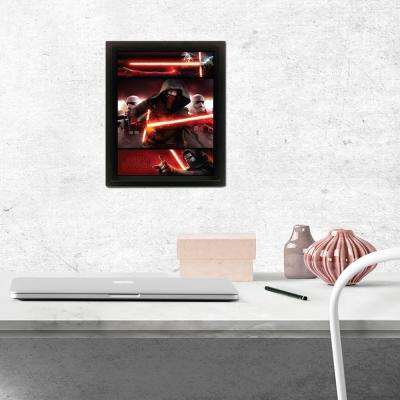 """Star Wars - The Force Awakens - Kylo Ren Panel"" Wall Art"