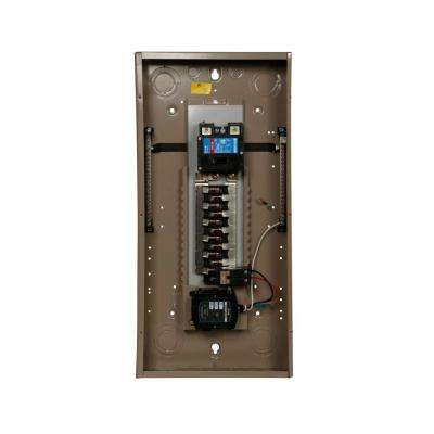 CH 100 Amp 24-Circuit Indoor Main Breaker Loadcenter with Surge Protection