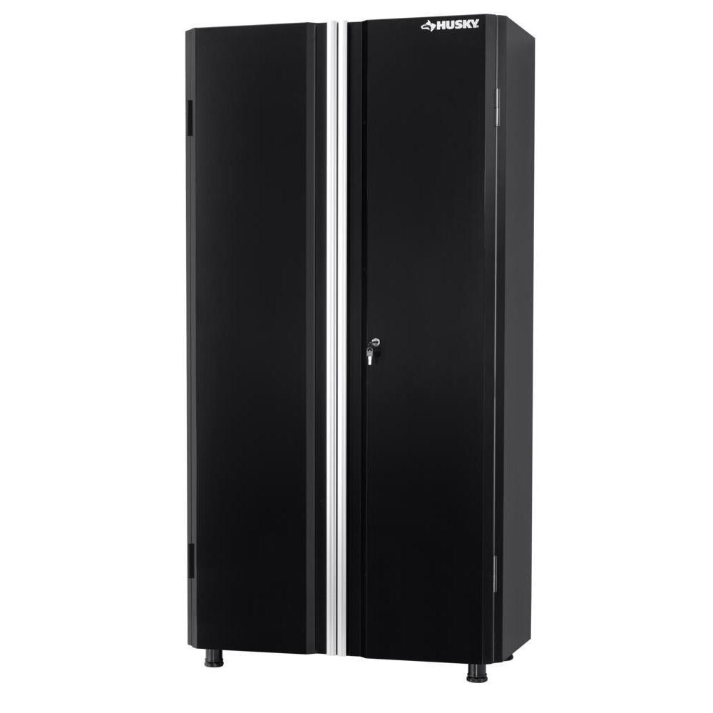 72 in. H x 36 in. W x 18 in. D Steel Tall Garage Cabinet