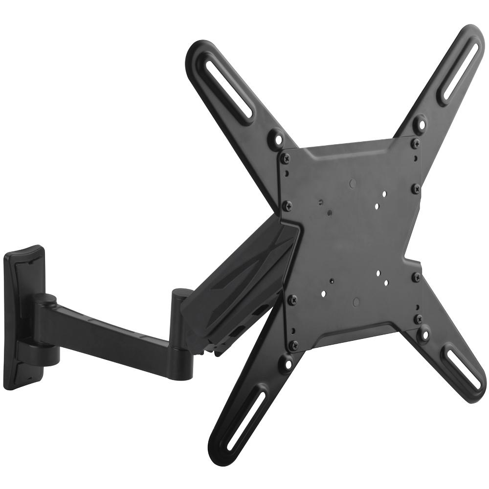 Barkan Full Motion Gas Spring Flat Panel Vertical TV Wall Mount