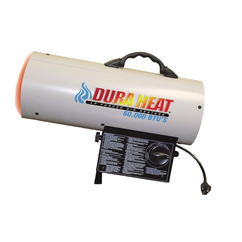 DuraHeat Forced Air Outdoor Portable Heater