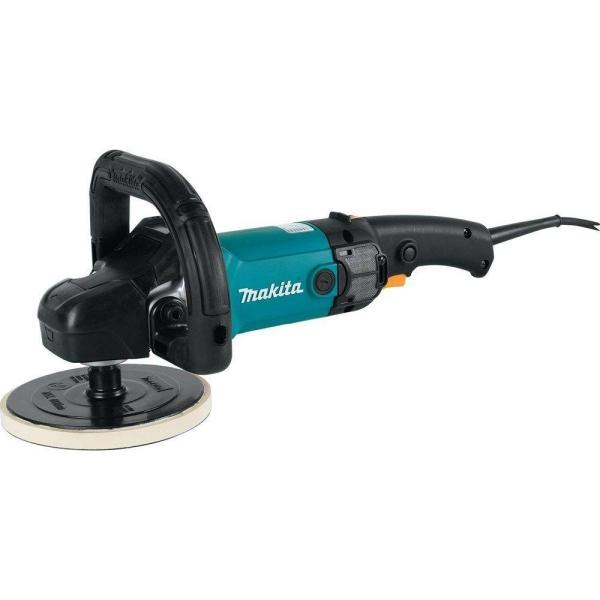 10 Amp Corded 7 in. Polisher