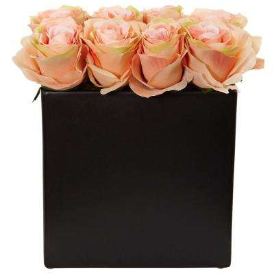 Roses Silk Arrangement