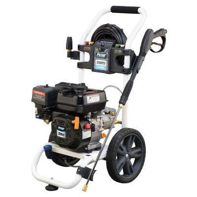 3,100 psi 2.5 GPM Axial Cam Pump Gas Pressure Washer