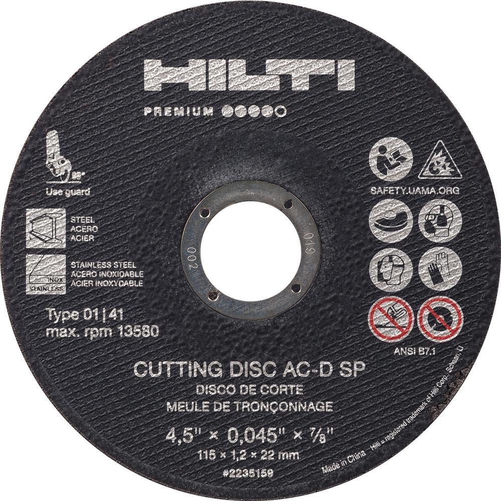 """Cut Off Wheel Discs Metal 4/"""" x 1//16/"""" x 5//8/"""" ~ New 50"""