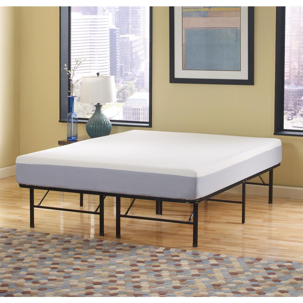 full memory foam mattress Rest Rite Full Medium Memory Foam Mattress MEPF8112DB   The Home Depot full memory foam mattress