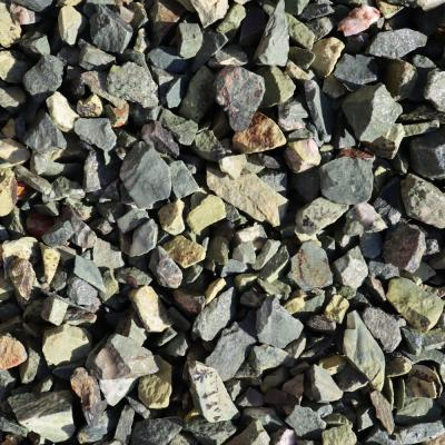 0.50 cu. ft. 40 lbs. 3/4 in. Graphite Green Small Decorative Landscaping Gravel (20-Bag Pallet)