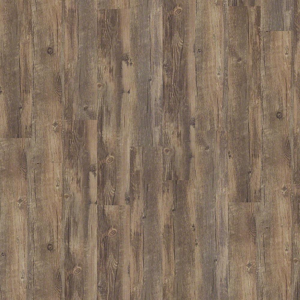 Wisteria 6 mil Surf 6 in. x 48 in. Glue Down Vinyl Plank Flooring (53.93 sq. ft./case)