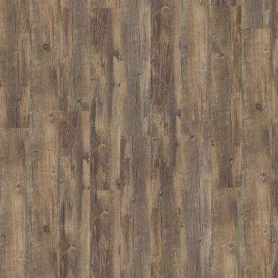 Wisteria Surf 6 in. x 48 in. Resilient Vinyl Plank Flooring (53.93 sq. ft. / case)