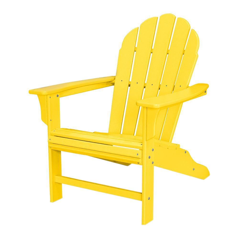 Superieur Trex Outdoor Furniture HD Sunset Red Patio Adirondack Chair TXWA16SR   The  Home Depot