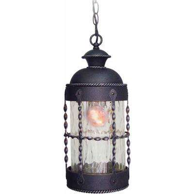 Orleans 1-Light Blacksmith Outdoor Pendant