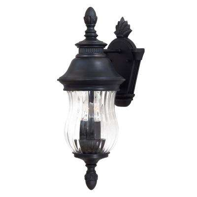 Newport 2-Light Heritage Outdoor Wall Mount