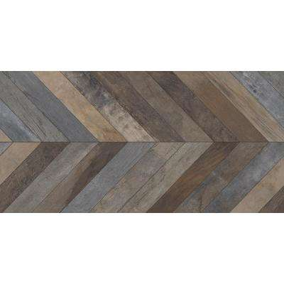 Velocity Pulse Matte 17.4 in. x 35.04 in. Porcelain Floor and Wall Tile (8.468 sq. ft. / case)