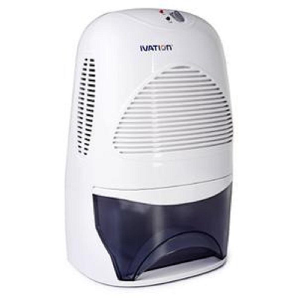 Ivation Ivation 1 25 Pint Thermo Electric Dehumidifier for Bath Room,  Basement, Attic, - for Spaces Up To 2,200 cu  ft