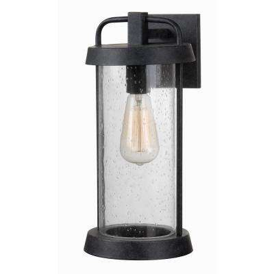 Gavin 1-Light Forged Graphite Large Lantern