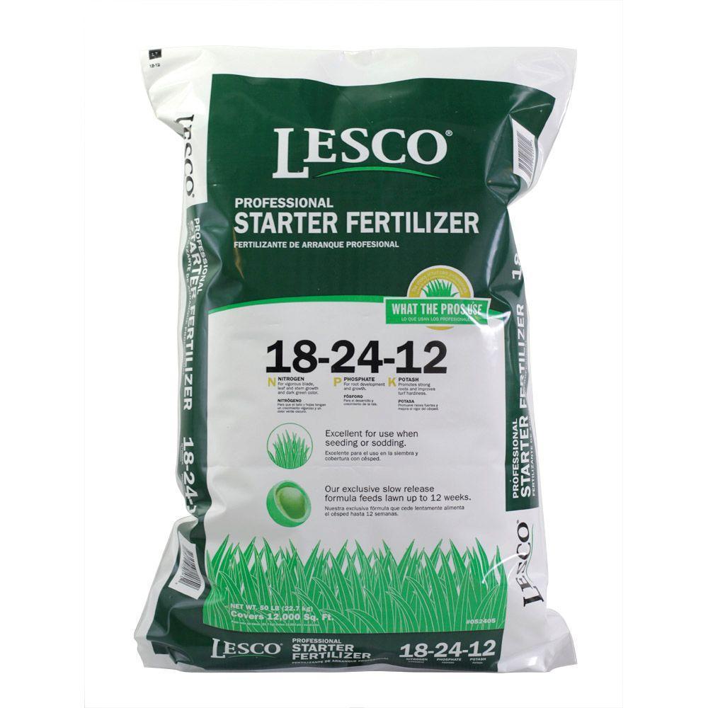 50 lb. 18-24-12 Starter Fertilizer
