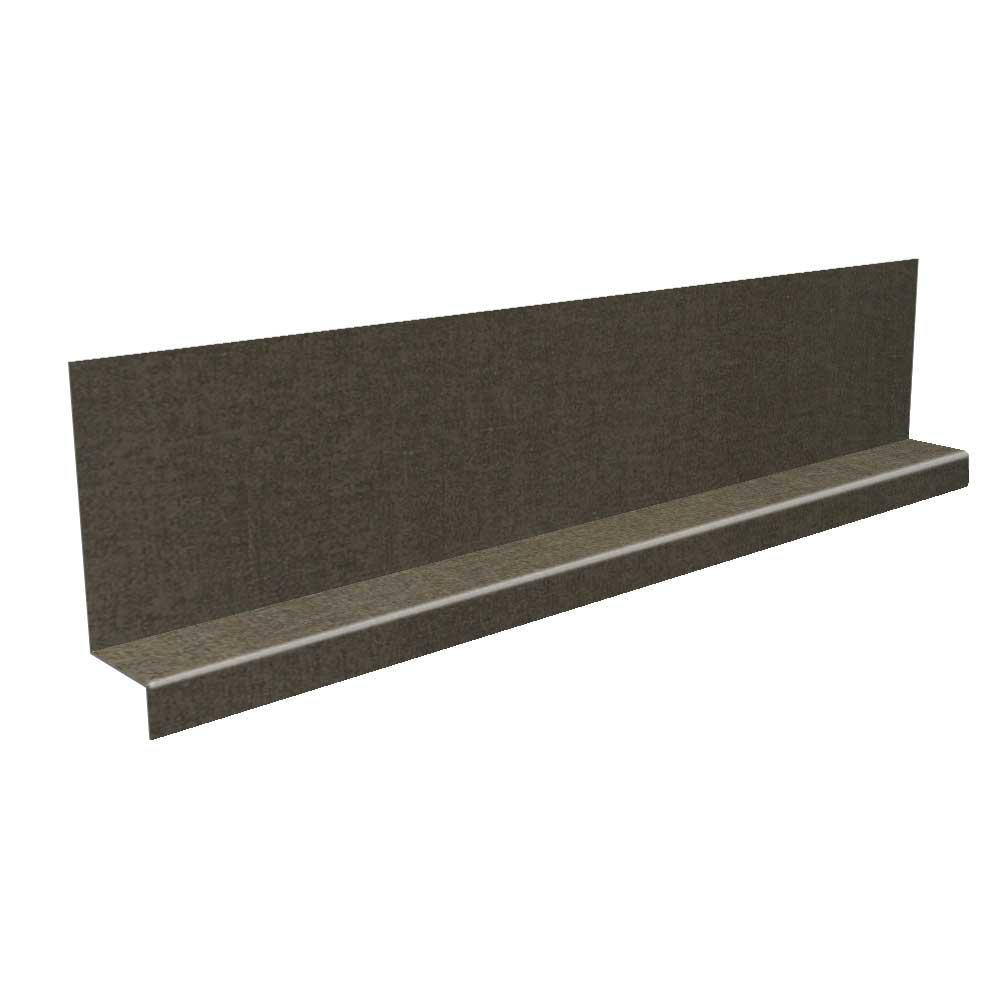 Construction Metals 5/8 in. x 10 ft. Bonderized Steel Z Bar Flashing