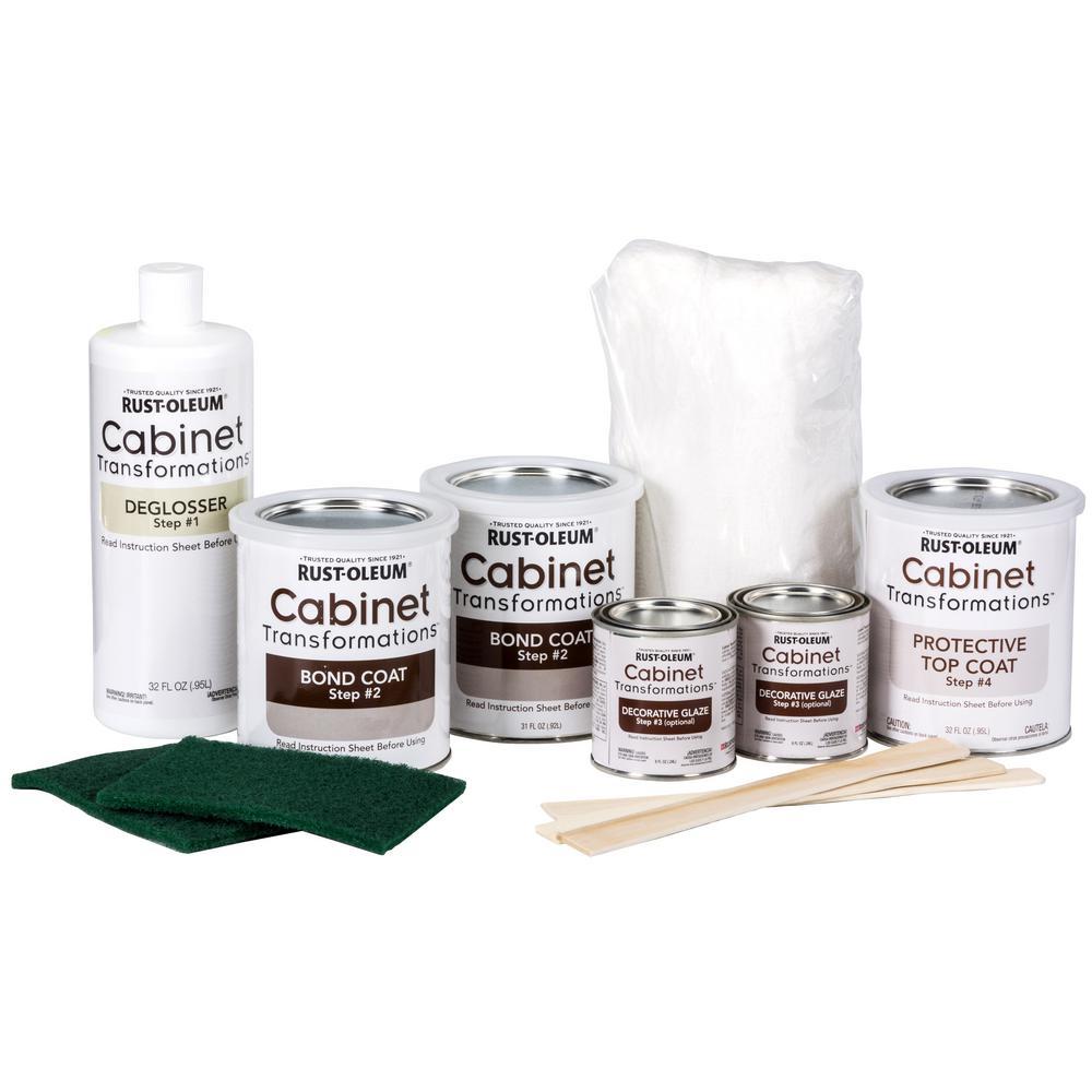 Rust-Oleum Transformations Light Color Cabinet Kit