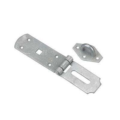 9-3/16 in. Galvanized Steel Heavy-Duty Hasp