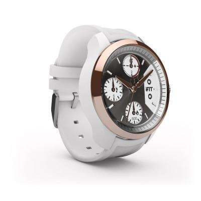 CLASSIC White Fitness Watch
