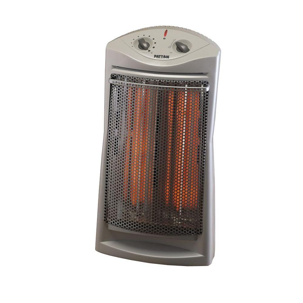 24.5 in. 1500-Watt Infrared Quartz Tower Heater