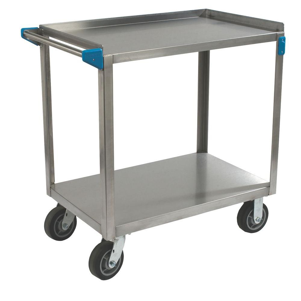 Carlisle 21 In X 33 In 700 Lb Capacity 2 Shelf
