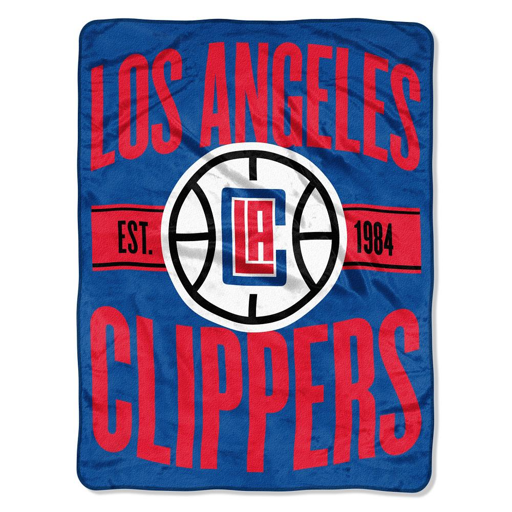 Clippers Multi-Color Clear Out Polyester Micro
