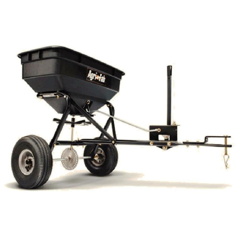 Agri-Fab 100 lb. Tow Broadcast Spreader